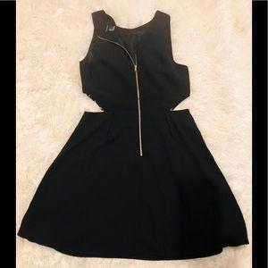 Forever 21 black dress size S